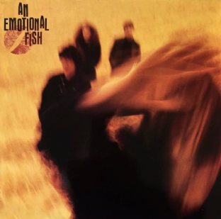 An Emotional Fish - An Emotional Fish (LP) (EX-/VG+)